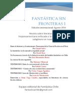 Fantastica Sin Fronteras 1