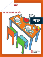 Alimentacion Escolar Castella