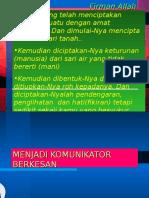 CD 1 Komunikasi Berkesan