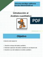 C02 Introducción Al Analísis Cuantitatívo