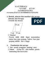 Alat Peraga Jajar Genjang.doc