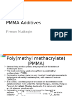 PMMA Additives