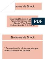 Sindrome de Shock