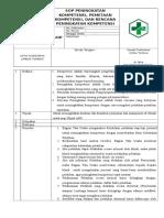 8.7.1 EP.4 Peningkatan Kompetensi, Pemetaan, Rencana Peningkatan Kompetensi