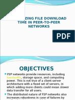 peer to peer net work