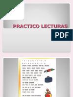 Practico Lecturas 1º Basico