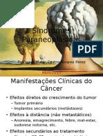 Síndromes Paraneoplásicas Prof Mario Castro Medicina - UERJ