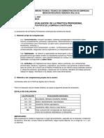 Pauta Evaluacion Practica Profesional (Empresa o Institucion)