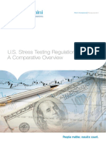 Us Stress Testing Regulations a Comparative Overview