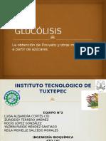 Act. 4.1 Diapositivas GLUCOLISIS