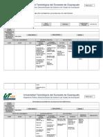 REDIC22-A SEP-DIC 2016 Protocolos de Operación y Mantenimiento