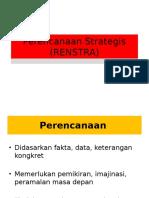 Perencanaan Strategis (RENSTRA)
