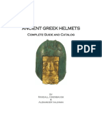 Ancient Greek Helmets