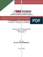 T.A POLITICA Y COMERCIO INTERNACIONAL.docx