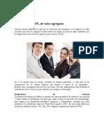 Integración de 3PL de Valor Agregado