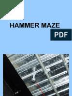 HAMMER MAZE 2003