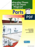 990 Dumbwaiter and Magicart Parts Guide