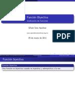 Biyectiva