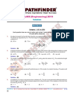 Phy-Chem WBJEE Engg Soln 2015