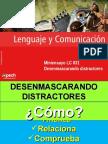 Clase 11 Desenmascarando Distractores (LC-031) 2015 CES
