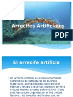 Arrecifes Artificiales ORIGINAL