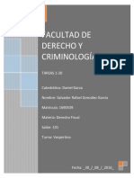 Tarea D. Fiscal