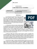 CLIO MT El Ayllu Unidad Economica y Social