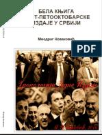 БЕЛА КЊИГА ПОСТ-ПЕТООКТОБАРСКЕ ИЗДАЈЕ У СРБИЈИ - М. Новаковић