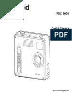 Polaroid Digital Camera Manual