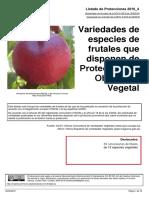 Listado Protecciones TOV_2016_4