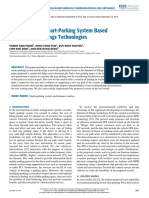 cloud based smart parking system