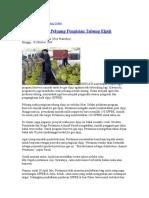 Potensi LPG SPBU di Indonesia