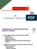Uji Laboratorium Untuk Diagnosis Penyakit Infeksi