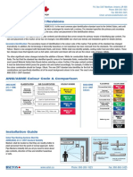 Ansi Pipe Marker Regulations CA