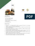 Receta de Elaboración Kvas