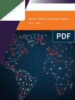 2015-16 DDoS Threat Landscape Report