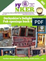 CAMRA Derby Drinker SEPTEMBER OCTOBER 2016 & Derby Drinker - JUN/JUL 2012   Pub   Cider 25forcollege.com