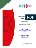 Estabilidade Instabilidade Arribas Litorais ABAE DEZ 2009 VF