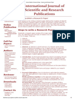 How to Publish a Research Paper - How to write Research Paper.pdf