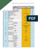 Data Sheet-Dry Type Transformer