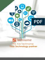 Technome Brochure 01