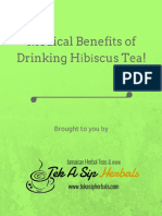 Medical Benefits of Drinking Hіbіscus Tea!