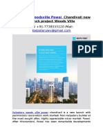 Kalpataru Woodsville Powai Chandivali New Launch - Web2.0