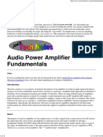 Power Amplifier Fundamental.pdf
