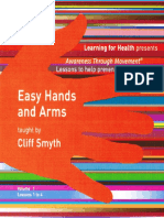 Cliff Smyth - Easy Hands and Arms v1-3 - CD Booklet (2004)(Feldenkrais)
