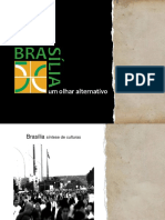 Brasília - Sintese de culturas