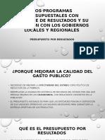 PROGRAMAS PRESUPUESTALES.pptx