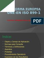 Norma Europea 899-1