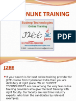 Best j2ee online classes in hyderabad|india|USA