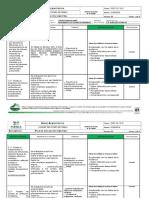 Plan de Evaluacion Del Sistema de Enfriamiento Grupo 203.